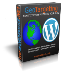 Wordpress Geo Targeting